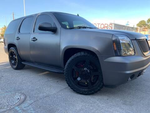 2007 GMC Yukon for sale at Boktor Motors in Las Vegas NV