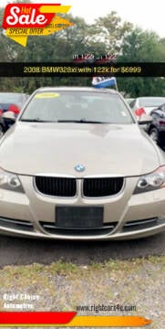 2008 BMW 3 Series for sale at Right Choice Automotive in Rochester NY