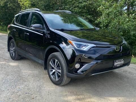 2018 Toyota RAV4 for sale at Denton Auto Inc in Craftsbury VT