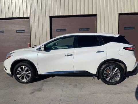 2015 Nissan Murano for sale at Dakota Auto Inc. in Dakota City NE