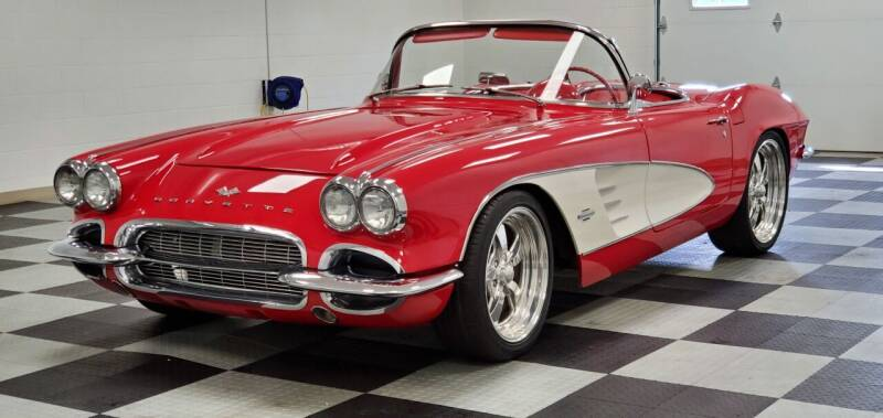 1961 Chevrolet Corvette for sale at 920 Automotive in Watertown WI