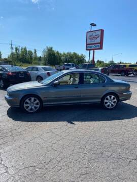 2005 Jaguar X-Type for sale at DAVE KNAPP USED CARS in Lapeer MI