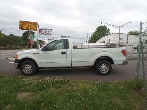 2011 Ford F-150 for sale at Cherokee Auto Sales in Knoxville TN