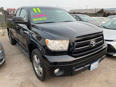 2011 Toyota Tundra for sale at CAR GENERATION CENTER, INC. in Los Angeles CA