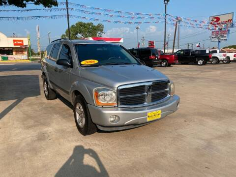 2006 Dodge Durango for sale at Russell Smith Auto in Fort Worth TX