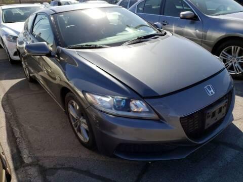 2013 Honda CR-Z for sale at Boktor Motors in Las Vegas NV