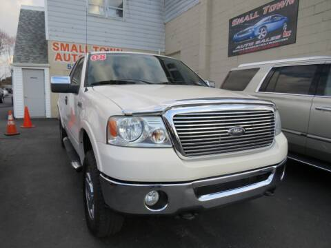 2008 Ford F-150 for sale at Small Town Auto Sales in Hazleton PA