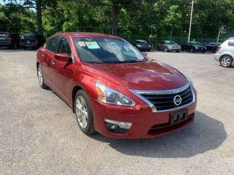 2015 Nissan Altima for sale at Super Wheels-N-Deals in Memphis TN