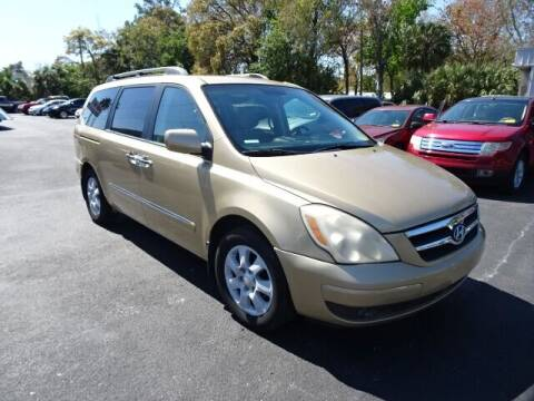 2007 Hyundai Entourage for sale at DONNY MILLS AUTO SALES in Largo FL