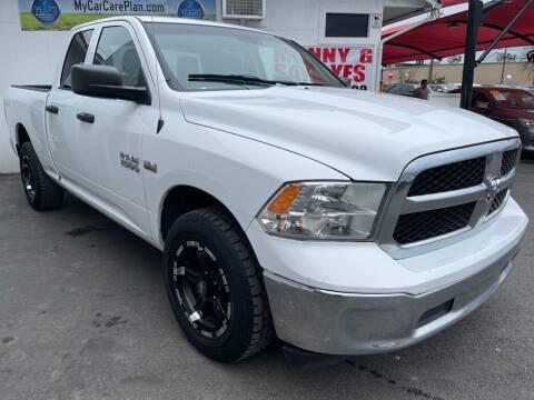 2014 RAM Ram Pickup 1500 for sale at Manny G Motors in San Antonio TX