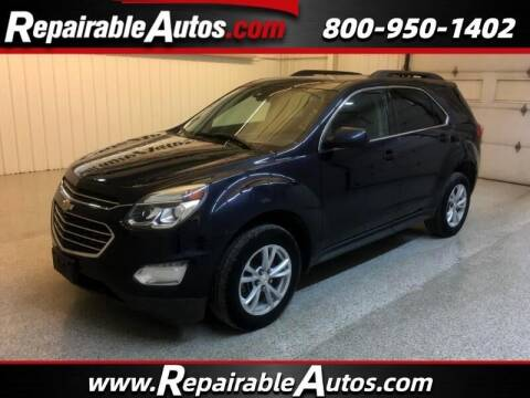 2017 Chevrolet Equinox for sale at Ken's Auto in Strasburg ND