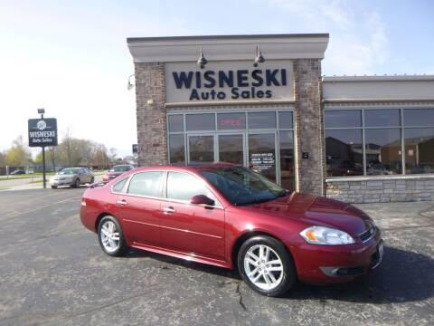 2010 Chevrolet Impala for sale at Wisneski Auto Sales, Inc. in Green Bay WI