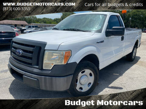 2009 Ford F-150 for sale at Budget Motorcars in Tampa FL