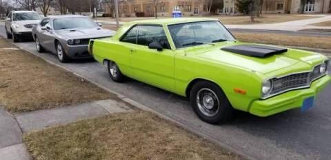 1973 Dodge Dart for sale at Classic Car Deals in Cadillac MI