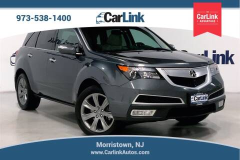 2010 Acura MDX for sale at CarLink in Morristown NJ