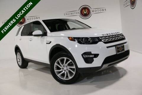 2019 Land Rover Discovery Sport for sale at Unlimited Motors in Fishers IN