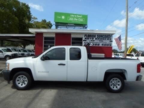 2012 Chevrolet Silverado 1500 for sale at Florida Suncoast Auto Brokers in Palm Harbor FL
