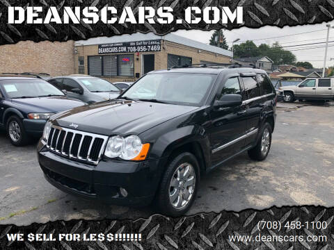 2009 Jeep Grand Cherokee for sale at DEANSCARS.COM - DEANS BERWYN in Berwyn IL