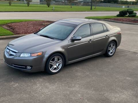 2008 Acura TL for sale at M A Affordable Motors in Baytown TX