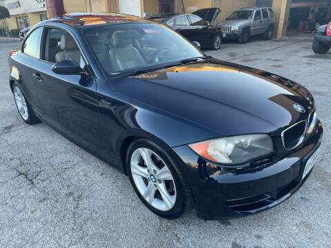2009 BMW 1 Series for sale at Austin Direct Auto Sales in Austin TX