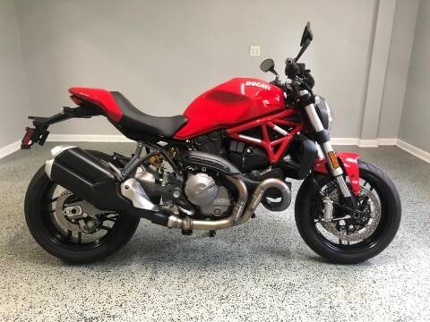 2020 Ducati Monster 821 for sale at Rucker Auto & Cycle Sales in Enterprise AL