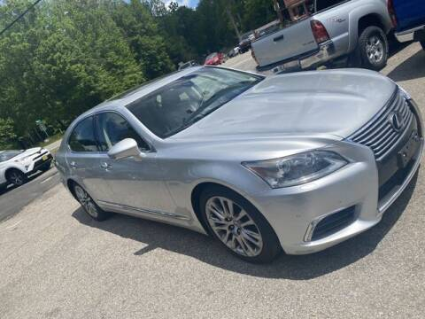 2013 Lexus LS 460 for sale at Star Auto Sales in Richmond VA