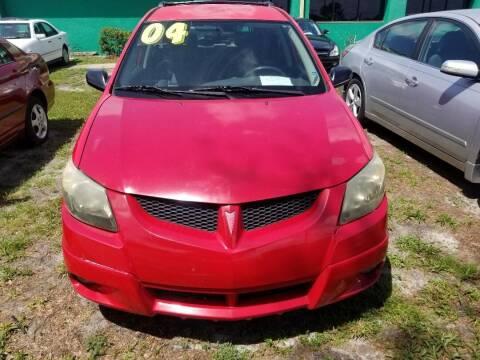 2004 Pontiac Vibe for sale at A To Z Auto Sales in Apopka FL