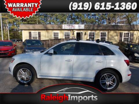 2015 Audi Q5 for sale at Raleigh Imports in Raleigh NC