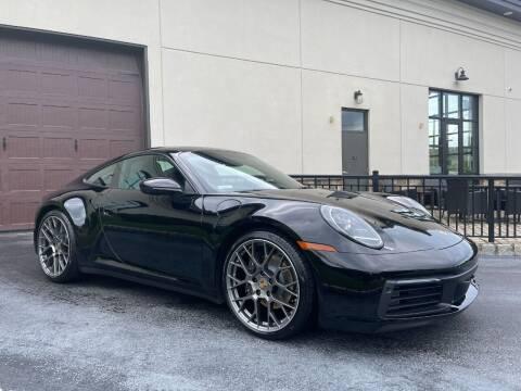 2021 Porsche 911 for sale at Shedlock Motor Cars LLC in Warren NJ