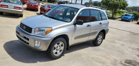 2003 Toyota RAV4 for sale at Select Auto Sales in Hephzibah GA