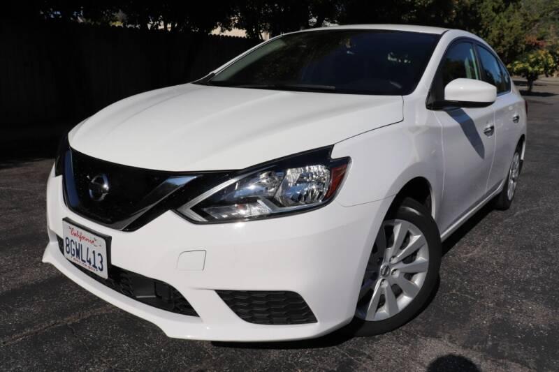 2019 Nissan Sentra for sale at California Auto Sales in Auburn CA