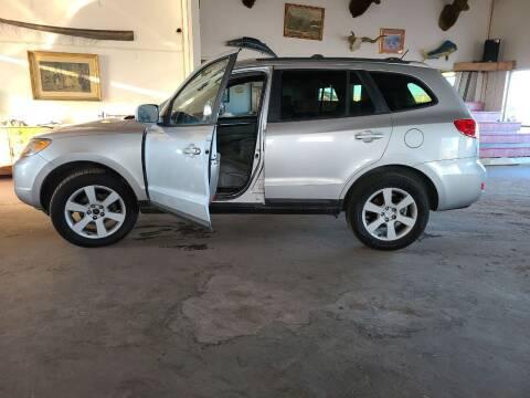 2008 Hyundai Santa Fe for sale at PYRAMID MOTORS - Pueblo Lot in Pueblo CO