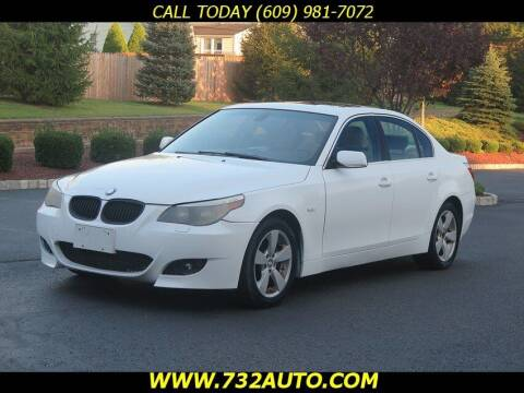 2006 BMW 5 Series for sale at Absolute Auto Solutions in Hamilton NJ