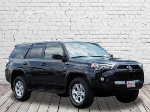 2017 Toyota 4Runner for sale at PHIL SMITH AUTOMOTIVE GROUP - Manager's Specials in Lighthouse Point FL