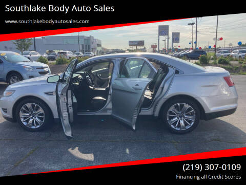 2011 Ford Taurus for sale at Southlake Body Auto Sales in Merrillville IN