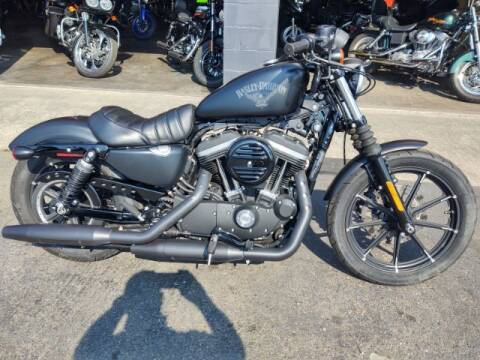 2016 Harley-Davidson XL883N for sale at Goodfella's  Motor Company in Tacoma WA