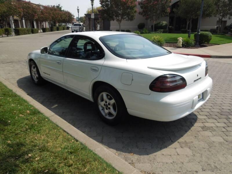 2001 Pontiac Grand Prix SE 4dr Sedan - Oakdale CA