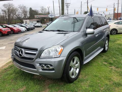 2010 Mercedes-Benz GL-Class for sale at Car Guys in Lenoir NC