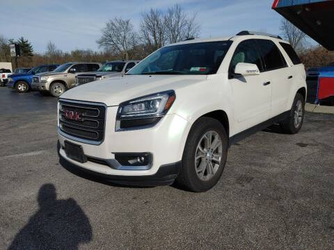 2015 GMC Acadia for sale at Cruisin' Auto Sales in Madison IN