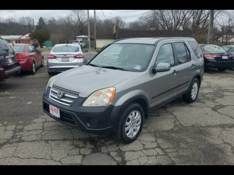 2005 Honda CR-V for sale at Colonial Motors in Mine Hill NJ