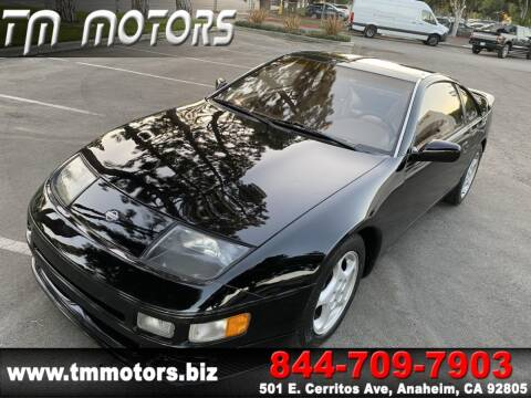 1993 Nissan 300ZX for sale at TM Motors in Anaheim CA
