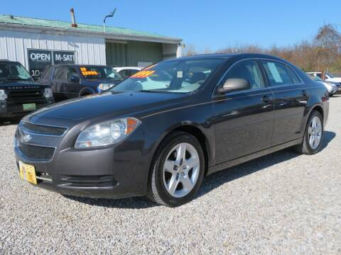 2011 Chevrolet Malibu for sale at Low Cost Cars in Circleville OH