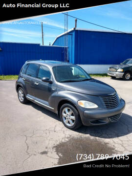 2004 Chrysler PT Cruiser for sale at Auto Financial Group LLC in Flat Rock MI
