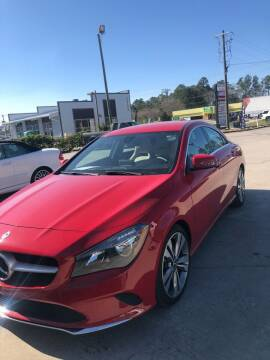 2018 Mercedes-Benz CLA for sale at Gralin Hampton Auto Sales in Summerville SC