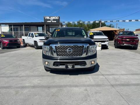 2018 Nissan Titan for sale at Velascos Used Car Sales in Hermiston OR