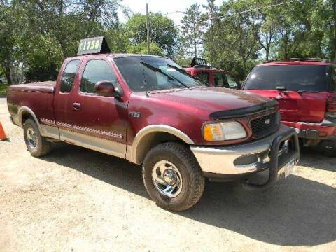 1997 Ford F-150 for sale at Northwest Auto Sales in Farmington MN