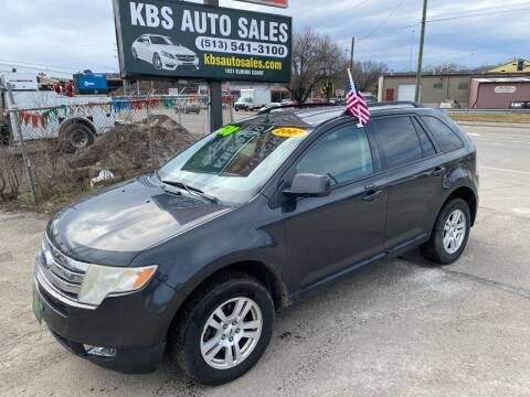 2007 Ford Edge for sale at KBS Auto Sales in Cincinnati OH