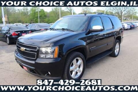2007 Chevrolet Tahoe for sale at Your Choice Autos - Elgin in Elgin IL