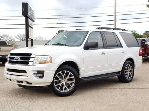 2017 Ford Expedition for sale at Tyler Car  & Truck Center in Tyler TX