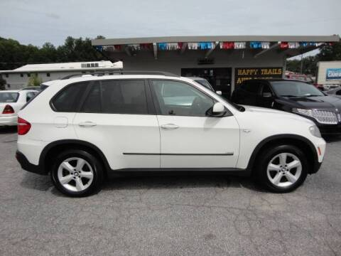 2008 BMW X5 for sale at HAPPY TRAILS AUTO SALES LLC in Taylors SC